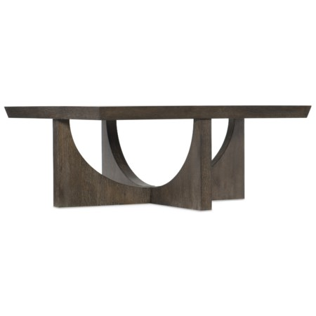 Tomasso Square Cocktail Table