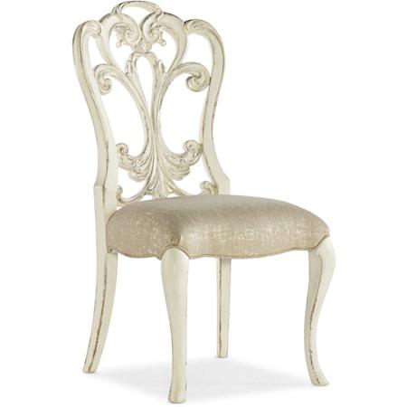 Vintage Celebrite Side Chair