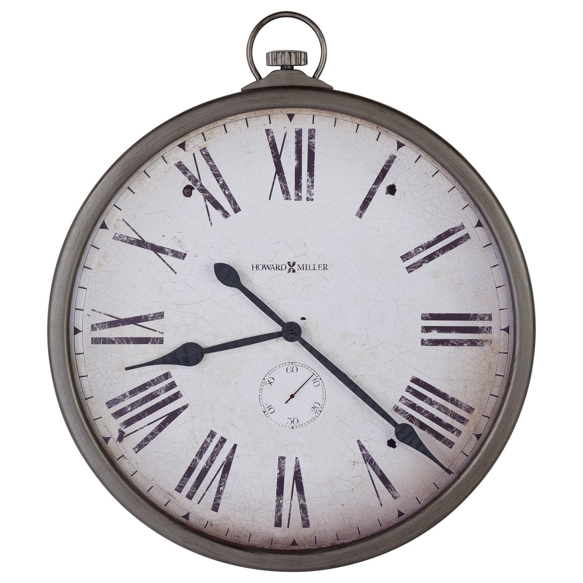 Howard Miller Wall Clock Grandfather Picturesque Picturesboss