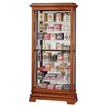 Hubbard Collectors Cabinet