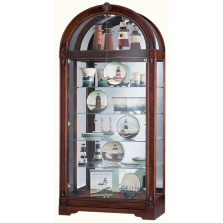 Raleigh Collectors Cabinet