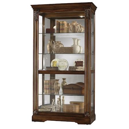 Andreus Display Cabinet