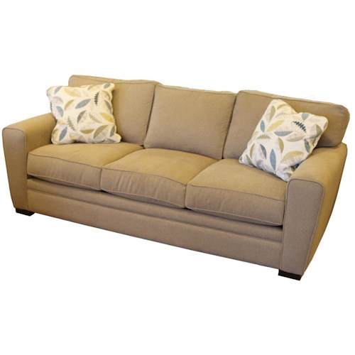 Jonathan Louis Artemis Stationary Sofa Bennett 39 S Home Furnishings Sofa Peterborough