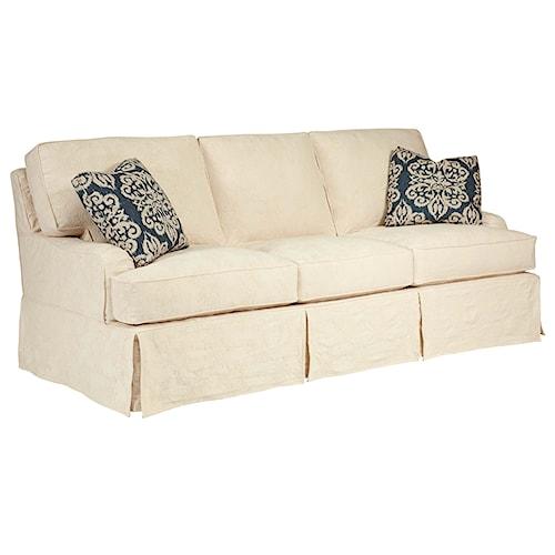 Kincaid furniture homecoming simone slipcover sofa for Sofa 500 euro