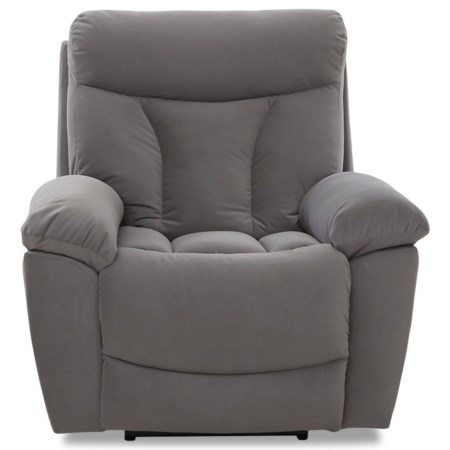 Gliding Recliner Chair with Swivel
