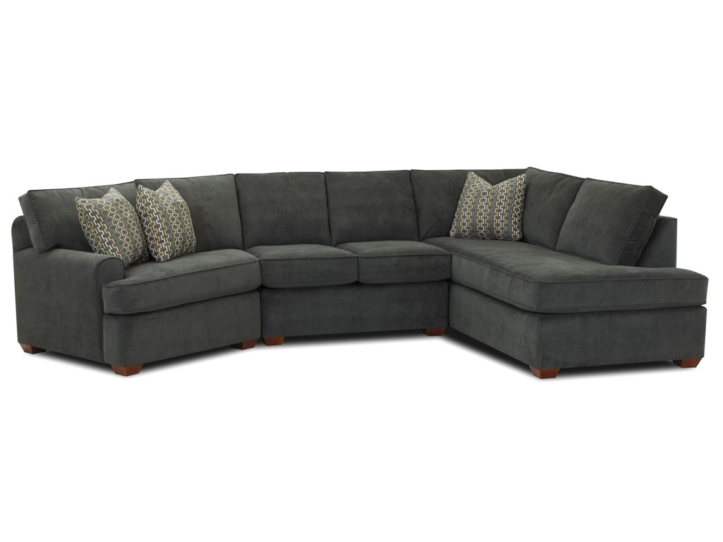 Right sectional sofa sectional sofa design simple chaise for Right size sofa for room