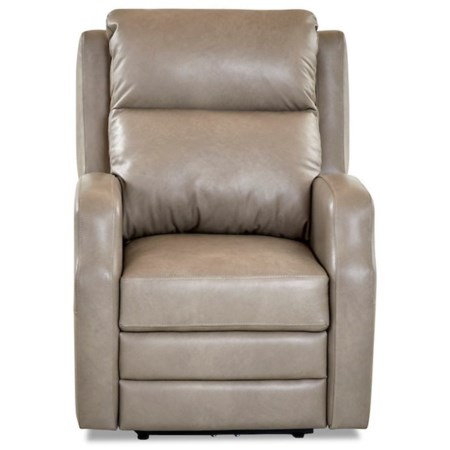Power Reclining Chair with USB Charging Port and Power Headrest