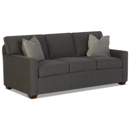 Sofa with Track Arms