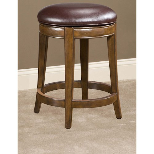 Largo Trevor 24 Swivel Counter Stool Stoney Creek Furniture Bar Stool Toronto Hamilton