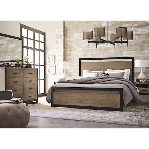Legacy Classic Helix King Bedroom Group 2 Belfort Furniture Bedroom Group