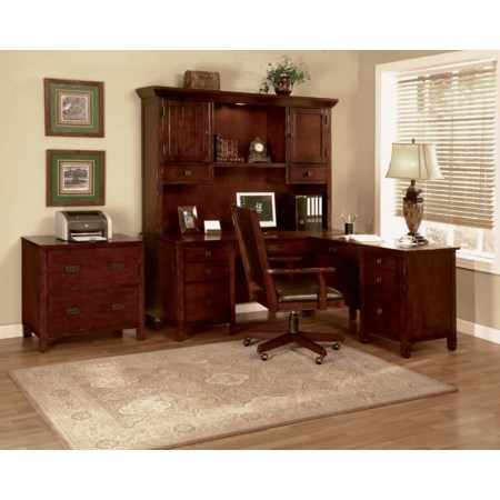 Two Drawer Lateral File Chest