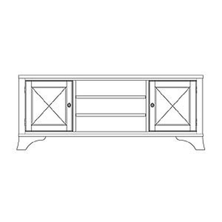 Beacon TV Console