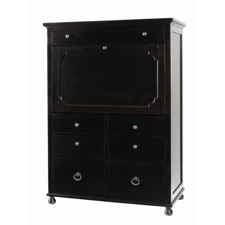 Stamford Secretary Desk with Drop-down Door