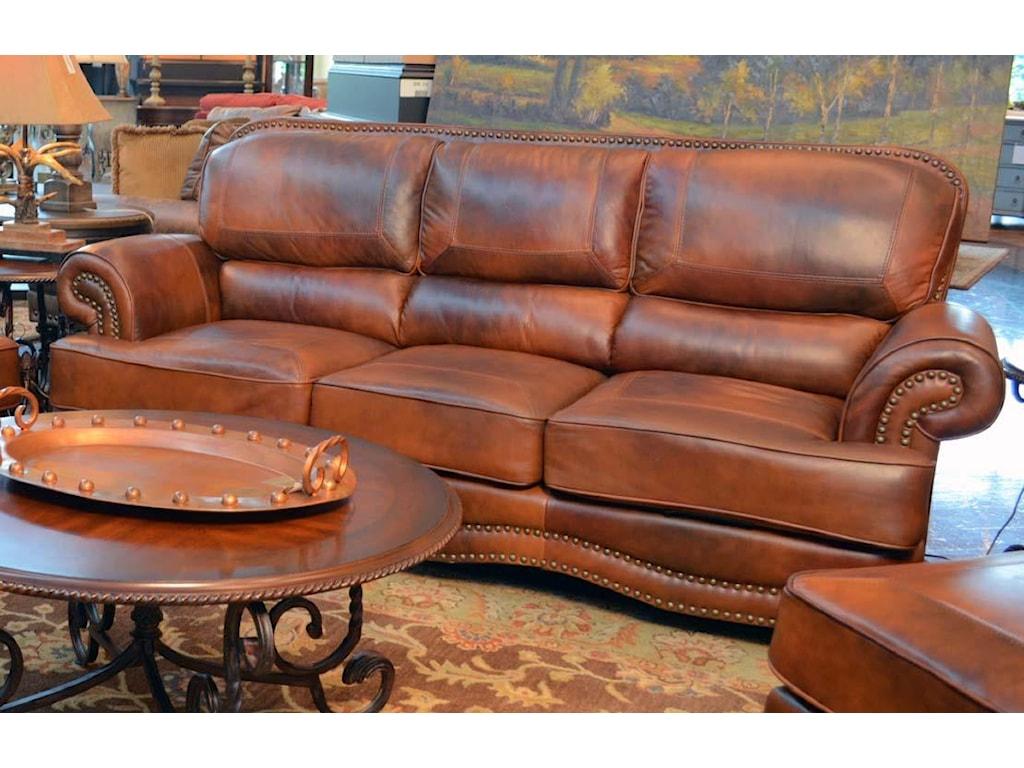 Cowboy Sofa Leather