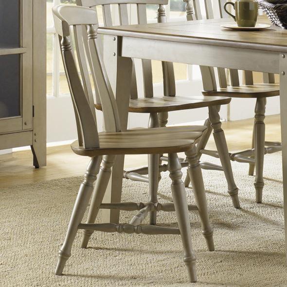 Liberty Furniture Al Fresco Side Chair with Slat Back