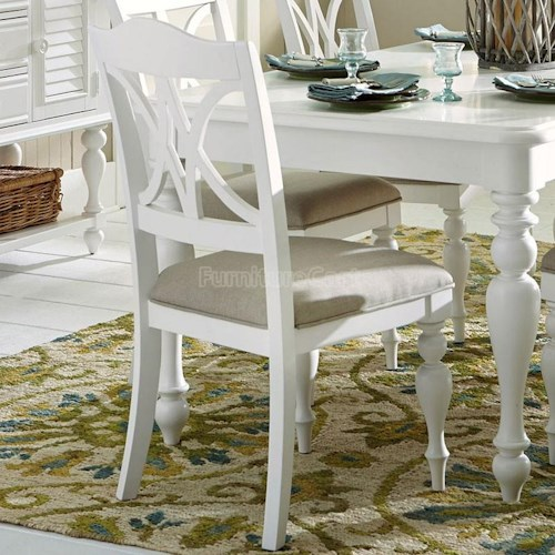 Liberty furniture summer house casual dining casual for Dining room tables jacksonville nc