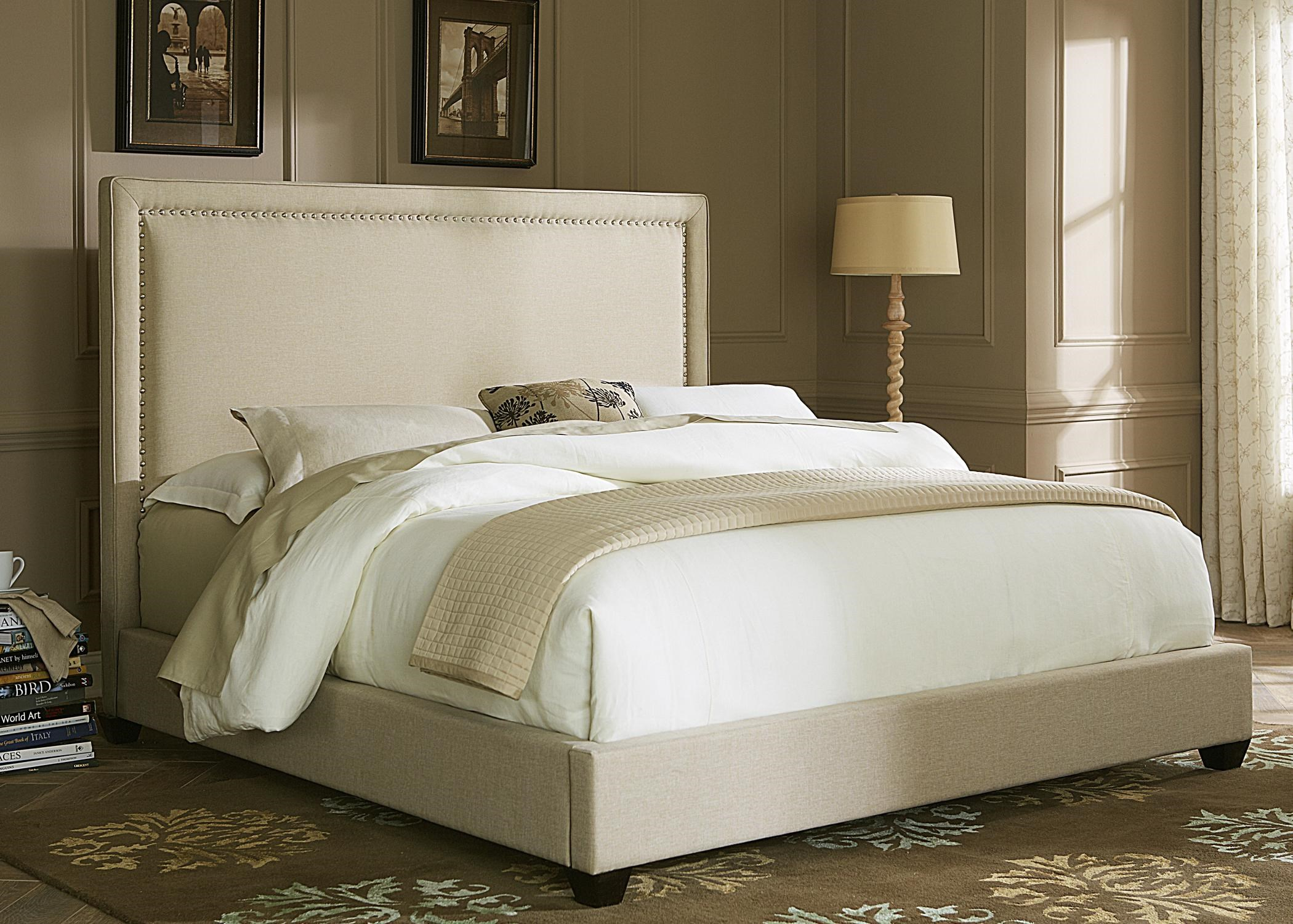 Liberty Furniture Upholstered Beds Queen Upholstered Panel
