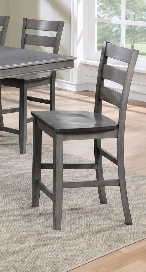 Lifestyle c1651p stool furniture fair north carolina for Dining room tables jacksonville nc