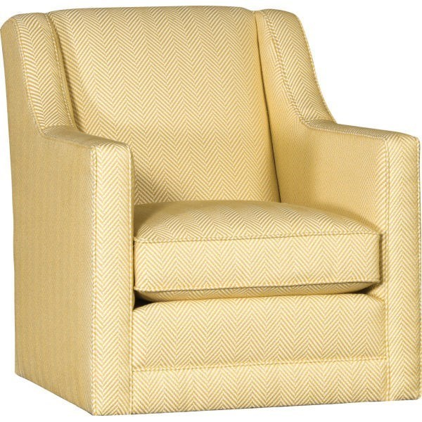 Mayo 4000 Modern Swivel Glider With Angled Arms Pedigo