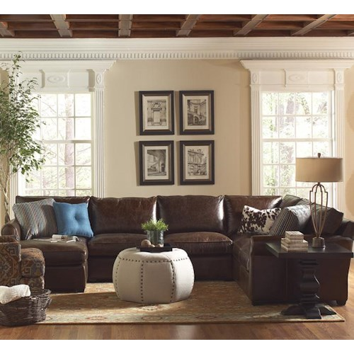 BeModern Bentley 1251 Sectional
