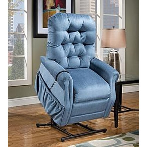 Med Lift Mobility 25 Series Standard Lift Recliner Story Lee Furniture Lift Recliner