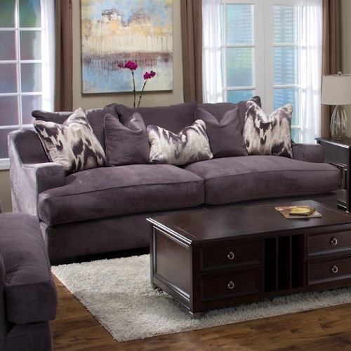 Michael nicholas spartan sofa pilgrim furniture city sofas for Michael apartment sofa