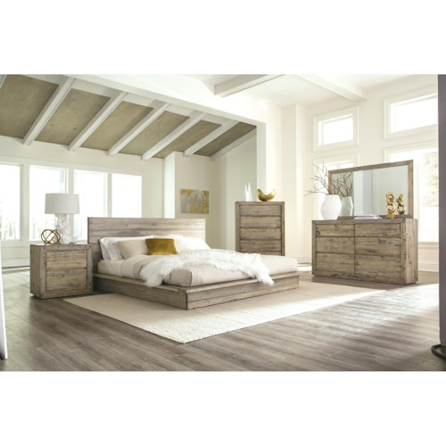 Platform Bedroom Sets Bedroom Colours As Per Vastu Bedroom Decorating Ideas Plum Bedroom Lighting Next: Napa Furniture Designs Renewal Queen Bedroom Group