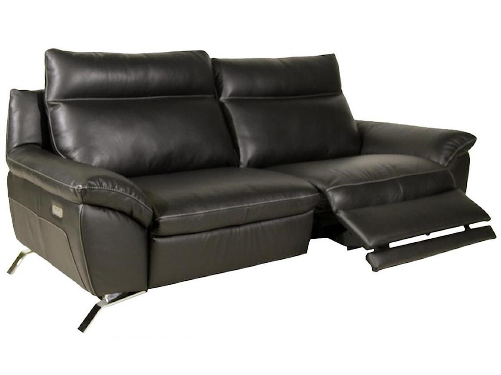 Natuzzi reclining sofa b814 thesofa for Natuzzi sofa