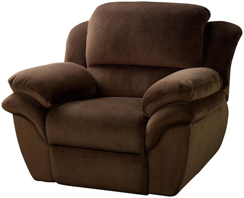 New Classic Pebble Power Recliner Rife 39 S Home Furniture Three Way Recliner