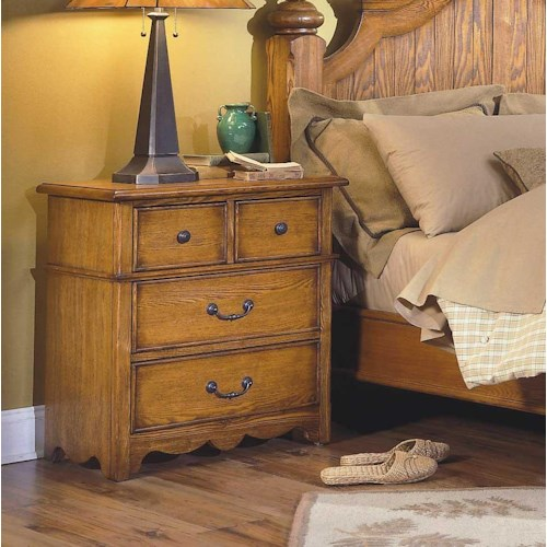 New Classic Hailey Night Stand Beck 39 S Furniture Night