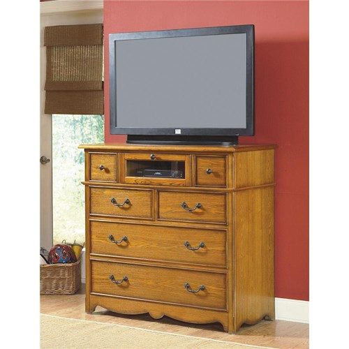 New Classic Hailey Media Chest Wilson 39 S Furniture Chest Media Chest Bellingham Ferndale
