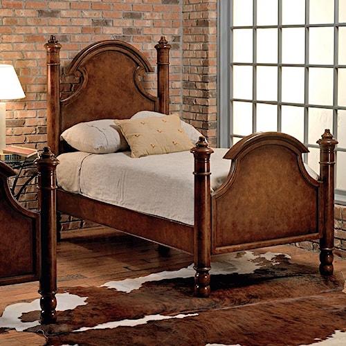 Old Wooden Bed ~ Old biscayne designs custom design solid wood beds ansley