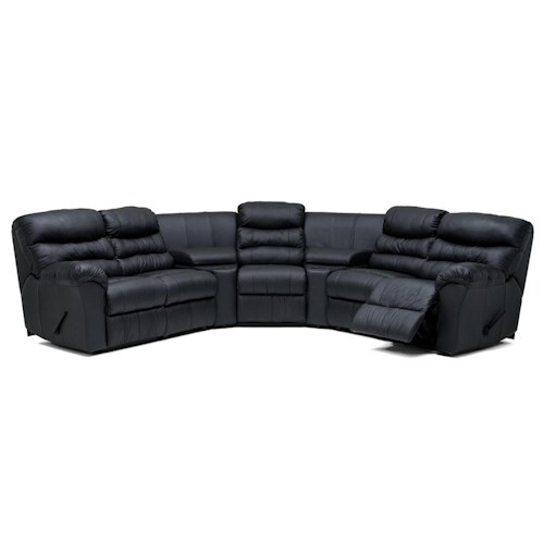 Palliser Durant 5 Chair Home Theatre Seating Wayside