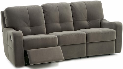 Palliser National Fabric Reid 39 S Furniture Reclining Sofa Thunder Bay Lakehead Port Arthur