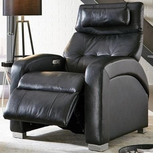 Palliser zero gravity recliner transitional recliner with for Chaise zero gravite