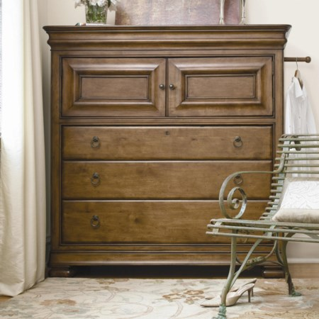 Dressing Chest with 3 Drawers