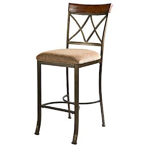 Powell Hamilton Bar Stool Wayside Furniture Bar Stool