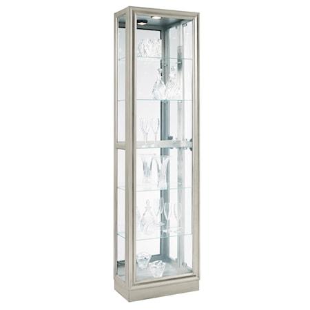 Platinum Display Curio