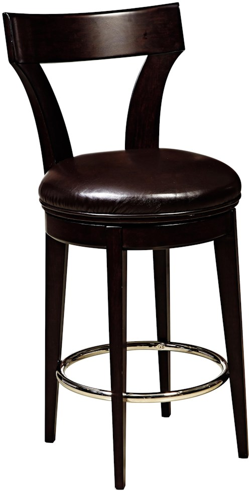 Pulaski furniture evo 675925 bar stool northeast factory for Furniture 0 percent financing