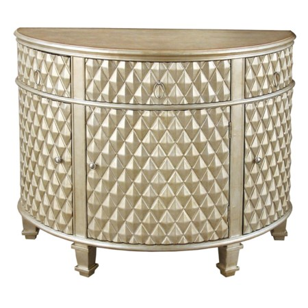 Tatou Demilune Accent Chest