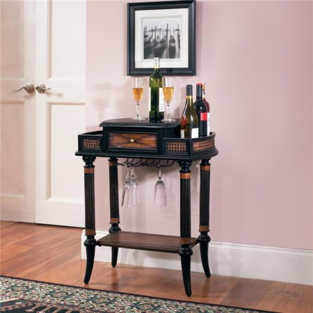 Cordial Wine Table