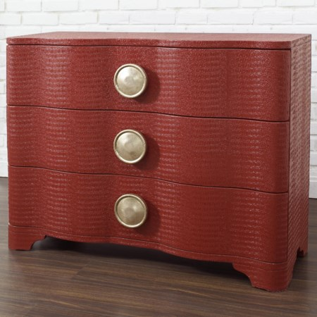Accent Chest with 3 Drawers