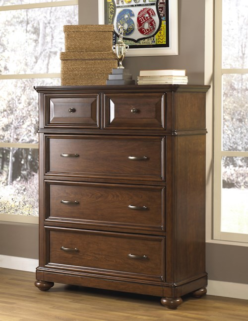 Samuel lawrence expedition youth drawer chest godby home for Bedroom furniture indianapolis