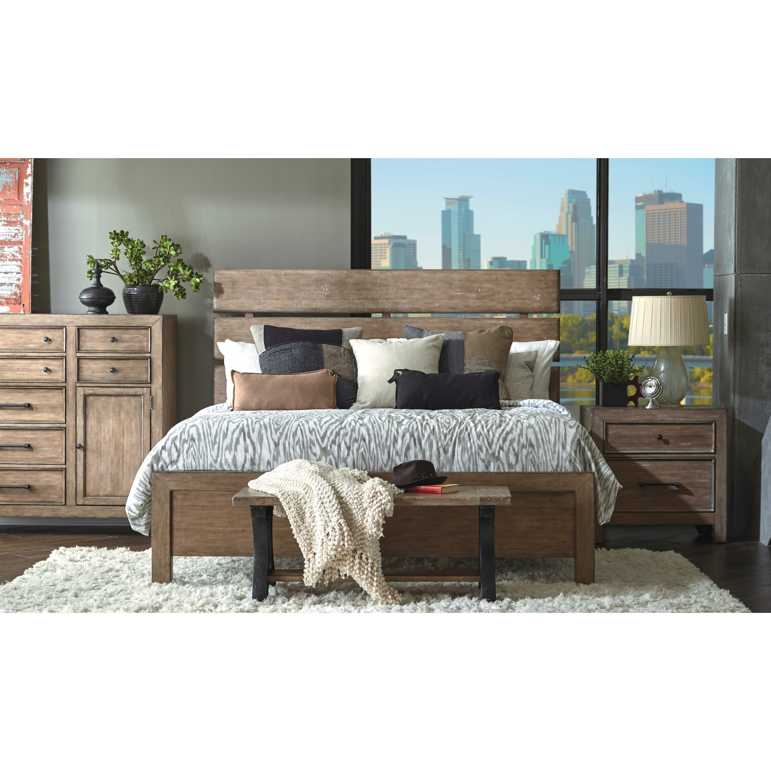 Samuel Lawrence Bedroom Furniture San Marino Buffet With Hutch View All From Samuel Lawrence