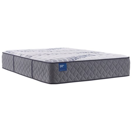 """Twin Extra Long 14 1/2"""" Plush Pocketed Coil Mattress"""