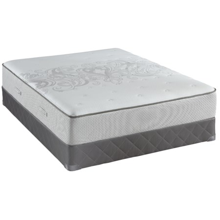 Twin Firm Mattress and Foundation