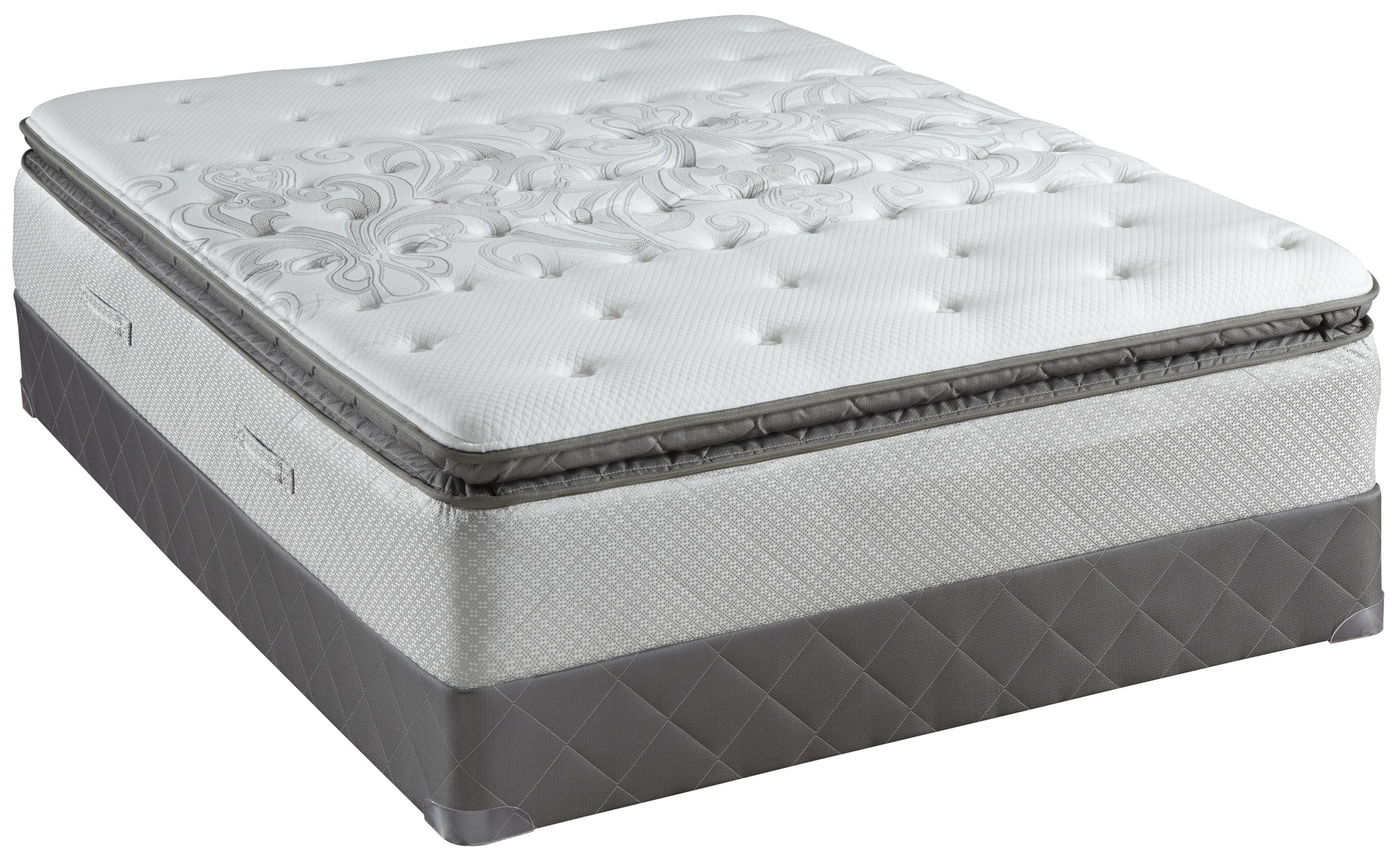Sealy Posturepedic Gel 2013 Queen Cushion Firm Euro Pillow