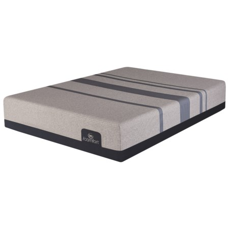 Cal King Cushion Firm Gel Memory Foam Mattress