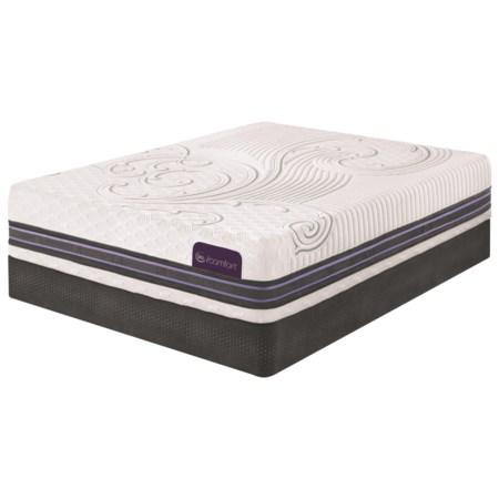 Queen SmartSupport™ Memory Foam Mattress and Pivot iC Adjustable Foundation