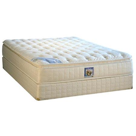 Twin Mercer Super Pillow Top Mattress